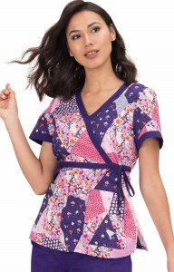 Bluza medyczna KOI Kathryn Patch It Up