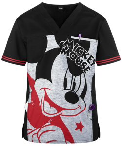 Bluza medyczna Cherokee Tooniforms Disney Men's Mickey Star TF707MKIA
